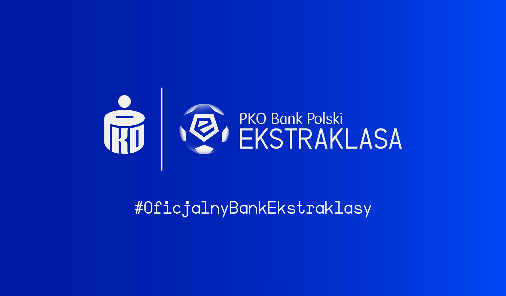 PKO BP Ekstraklasa new logo background